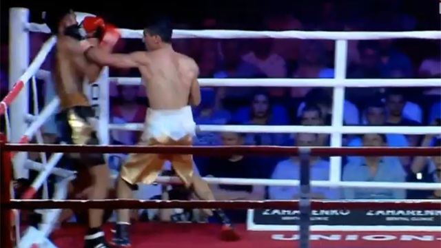 Далакян нокаутировал Таворнхама и защитил титул WBA
