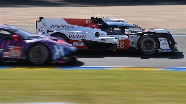 Le Mans live: Das 24-Stunden-Rennen im TV und im Eurosport Player