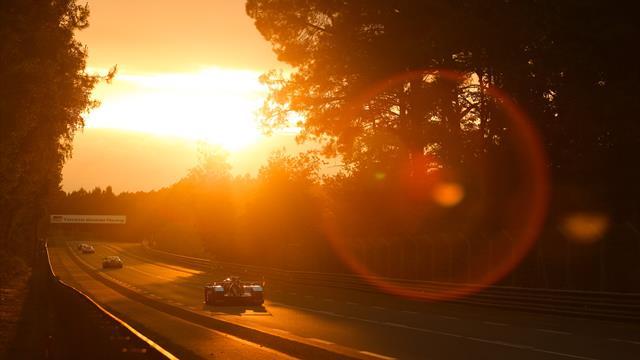 Zum Nachlesen: So lief das 24-Stunden-Rennen von Le Mans
