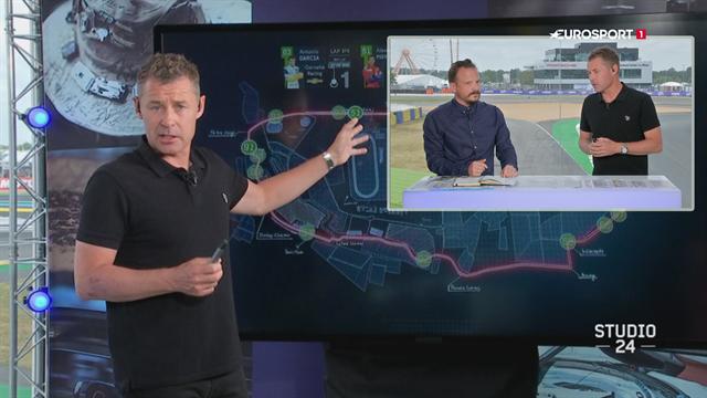 Fem timer tilbage af Le Mans: Tom Kristensen analyserer på natten og afgørelsen