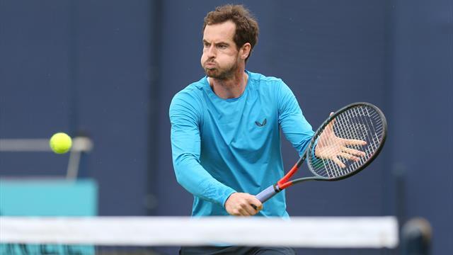 Murray vor Comeback: Schwere Aufgabe zum Auftakt
