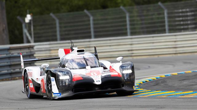 Toyota and Alonso complete victory at Le Mans