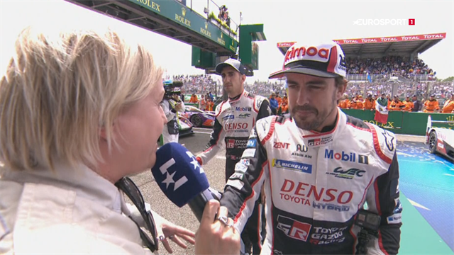 Le Mans-vinder Fernando Alonso: Måske fortjente vi det ikke