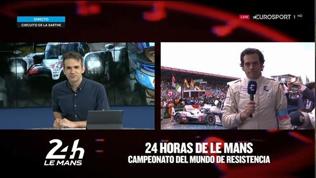 Revive el programa Post Le Mans 2019: Alonso vuelve a hacer historia