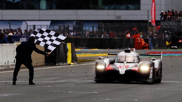 Mit Video | Zweiter Sieg für Alonso: Toyota triumphiert in Le Mans