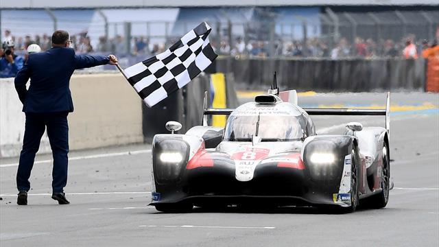 24 Horas de Le Mans 2019: Revive la histórica última vuelta del Toyota #8 de Fernando Alonso