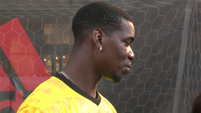 WATCH - Pogba admits he is considering a new challenge