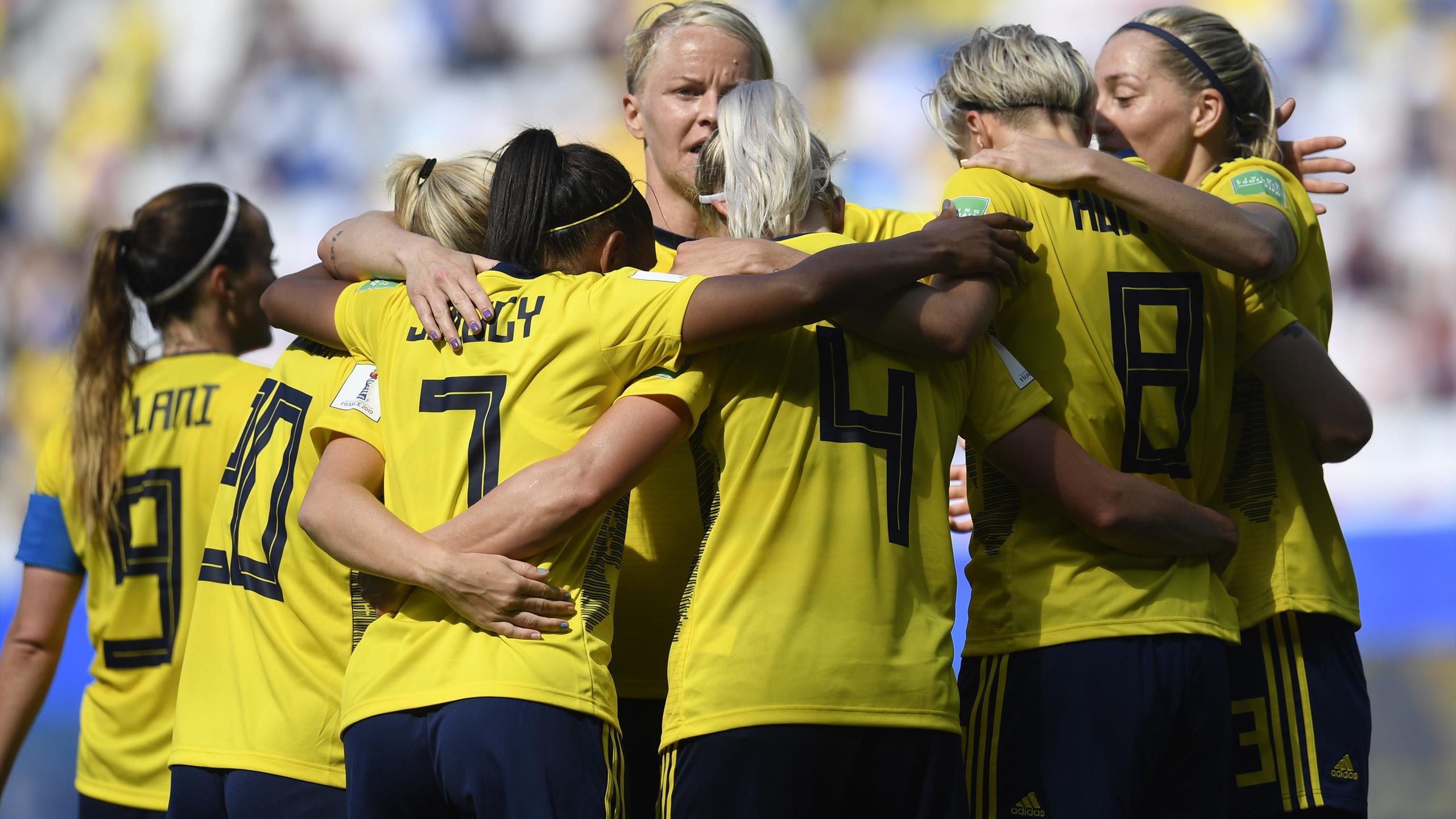 Ergebnisse Frauenfußball Weltmeisterschaft