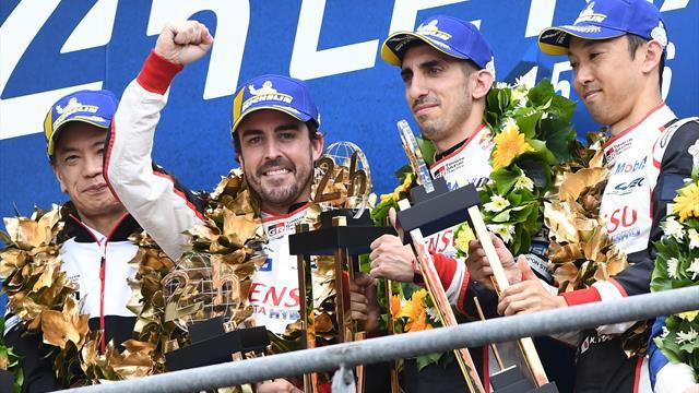 Alonso est venu, il a vu et vaincu… deux fois