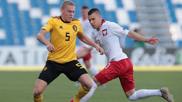 Polen gewinnt Eröffnungsspiel gegen Belgien