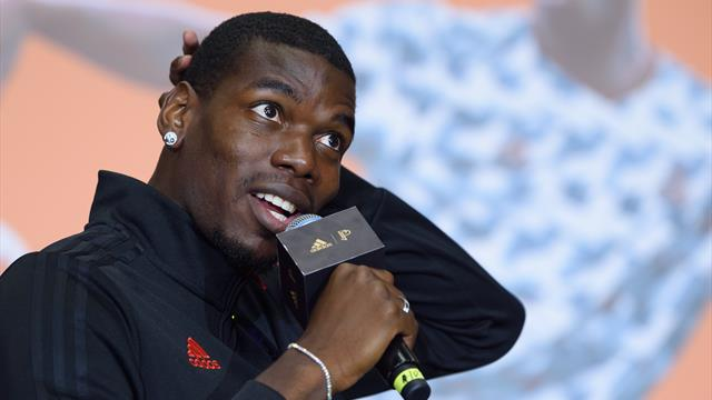 Pogba: We should clean the changing rooms like the Japanese