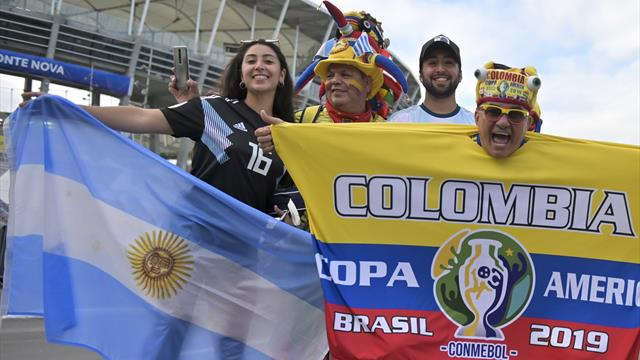 Low turnouts suggest Copa America struggling to excite fans