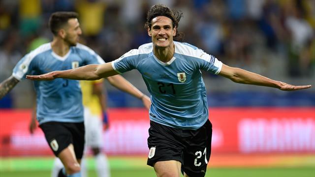 L'Uruguay mate le Chili