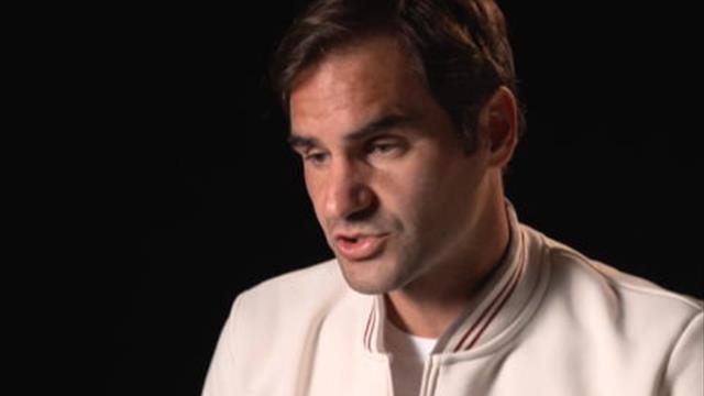 """Federer : """"Paris m'a fait énormément plaisir, maintenant je regarde Halle"""""""