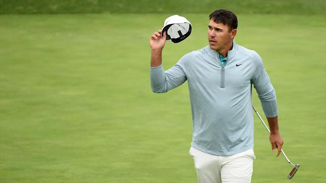 Runner-up Koepka says not winning US Open 'doesn't sting'