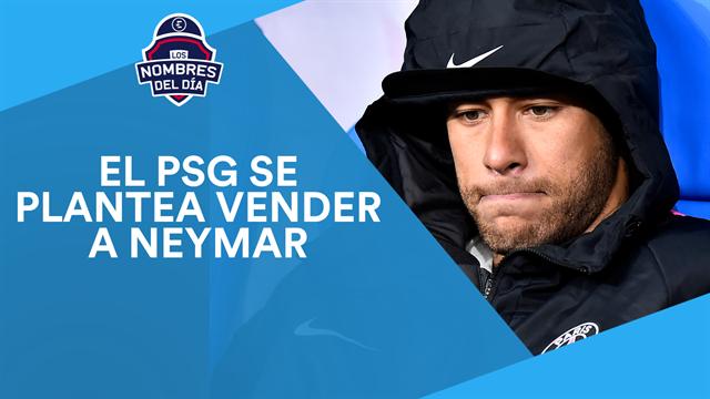 Neymar, Pogba, Ceballos y Vidal, los nombres del día