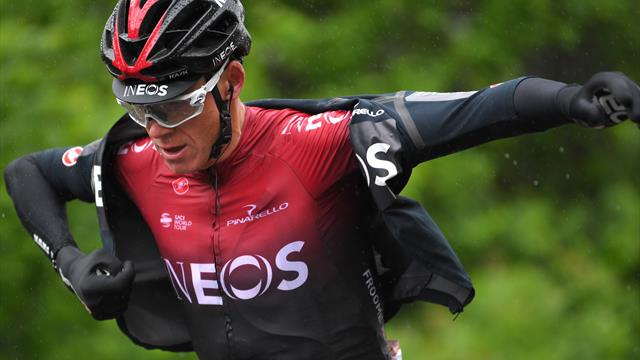Froome targets 2019 return, 2020 glory, and slams 'ridiculous' conspiracy theories
