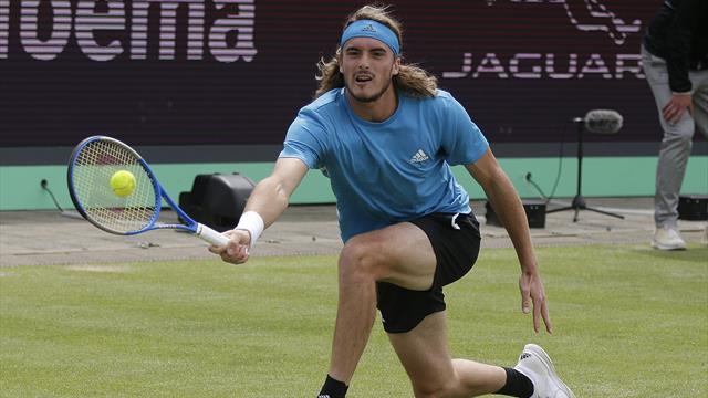 "Tsitsipas : ""C'est ennuyeux de voir Nadal, Djokovic et Federer gagner tout le temps"""