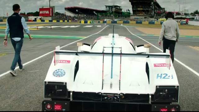 Wasserstoff-Rennwagen in Le Mans getestet: Das nächste große Ding im Motorsport?
