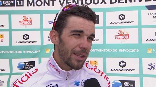"""Mont Ventoux Challenge 2019, Jesús Herrada se ilusiona para el Tour: """"Estoy en un gran momento"""""""