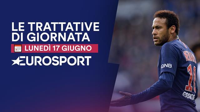 Da Neymar in crisi col PSG a Trippier, la giornata di calciomercato in 1 minuto