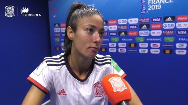 """Leila Ouahabi: """"El equipo ha competido bien, estamos satisfechas"""""""