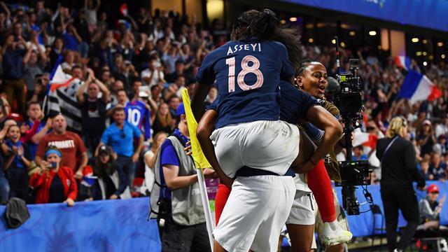 Frauen-WM: Frankreich souveräner Gruppensieger - auch China und Spanien weiter