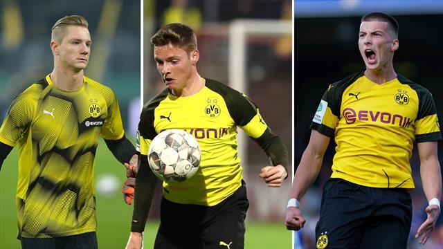 Dortmunds next Gen: So stehen die Chancen für die BVB-Juwelen