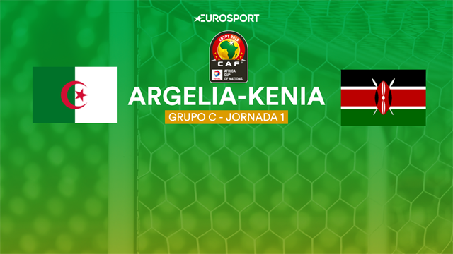 Copa África 2019, Argelia-Kenia: vídeo resumen del partido
