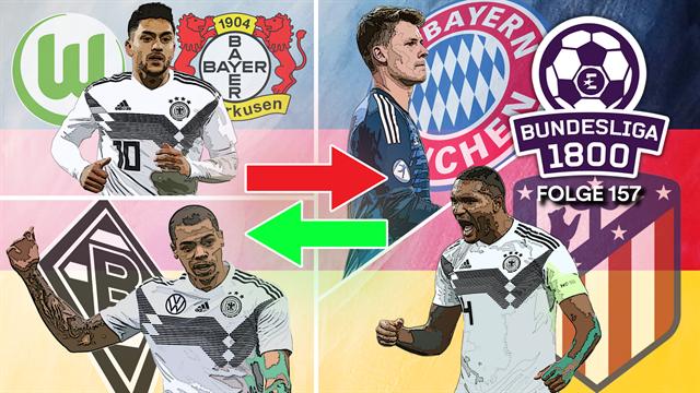 Schaufenster U21-EM: Diese Stars spielen um einen Top-Transfer