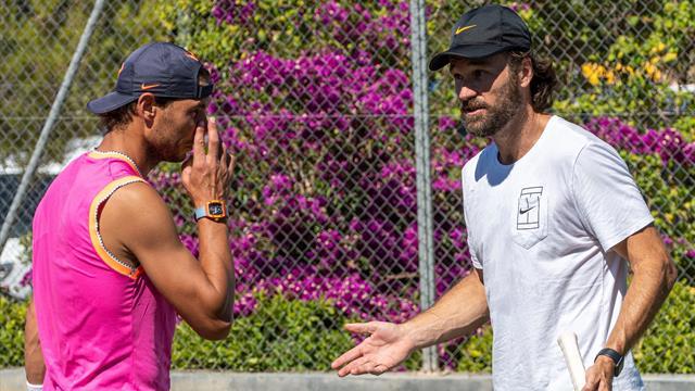 La curiosa anécdota de Rafa Nadal desvelada por Carlos Moyá tras la final del US Open