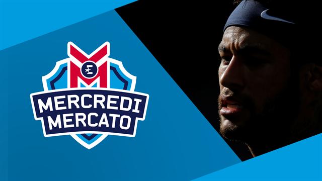 PSG-Neymar, divorce inéluctable et retour au Barça ? On en a parlé dans Mercredi Mercato