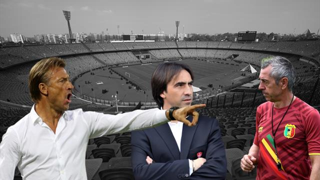 Renard, Giresse, Martins... Les entraîneurs français à l'assaut de la CAN 2019