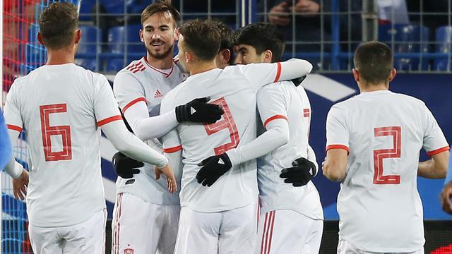 Polen überrascht Favorit Italien - Spanien meldet sich mit Sieg zurück
