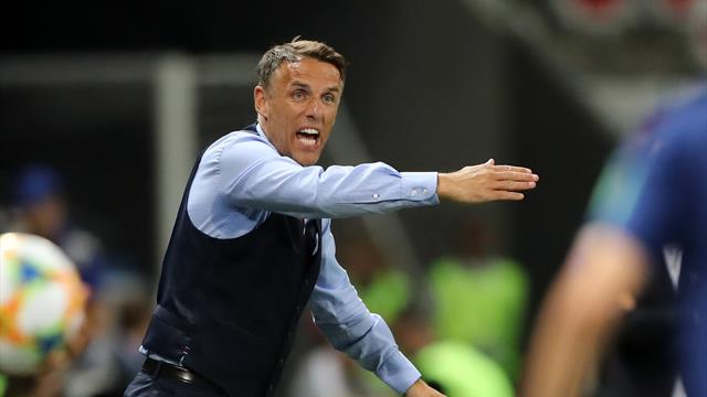 The Warm-Up: Phil Neville might actually be a really good manager