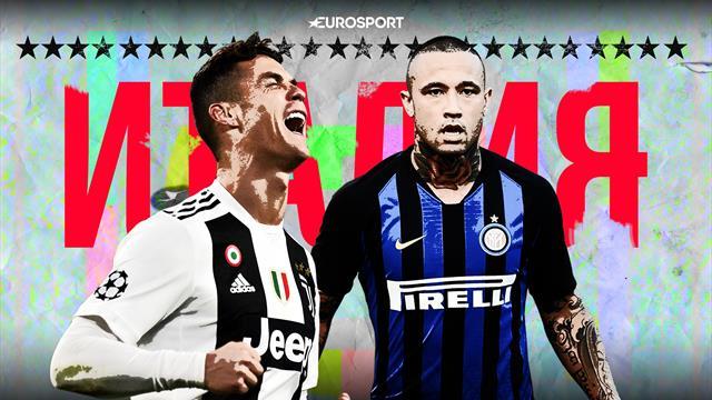 Роналду подешевел на 30 млн евро, «Наполи» подорожал. Как изменились цены на игроков Серии А