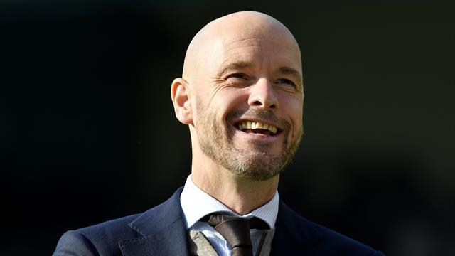 """""""Wir hören nicht auf, etwas aufzubauen"""": Ajax verlängert mit ten Hag"""