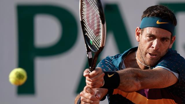 Nach Kniescheibenbruch: Kein Comeback von del Potro bei US Open