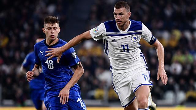 Roma, Dzeko vuole l'Inter: i nerazzurri giocano al ribasso