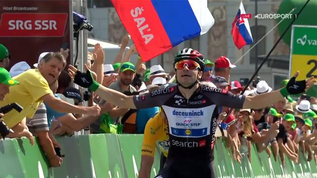 Ronde van Zwitserland | Tweede etappe op rij voor Viviani