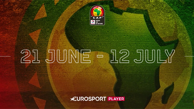 Watch the 2019 Africa Cup of Nations on Eurosport