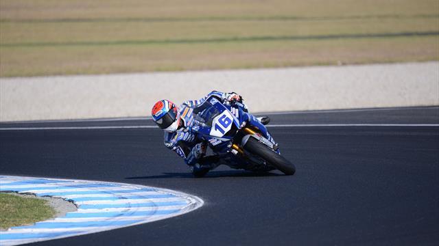 Suivez le GP de Misano de Superbike en direct sur Eurosport 2 et Eurosport Player