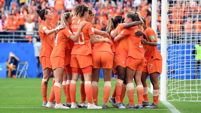 Carton plein pour les Pays-Bas, le Cameroun qualifié sur le fil