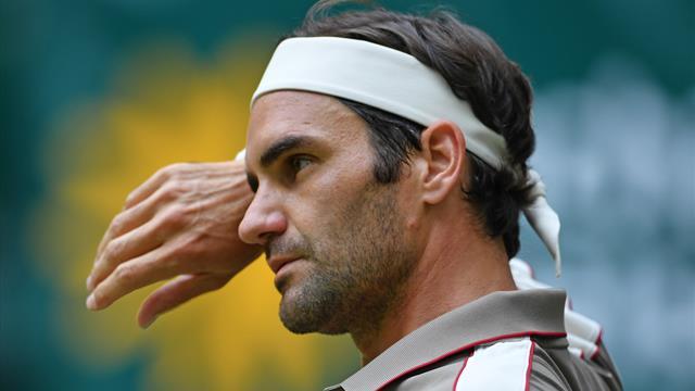 Face à un Tsonga accrocheur, Federer a dû batailler