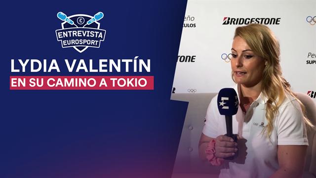 """Lydia Valentín: """"Después del podio olímpico, ser abanderada sería mi mayor ilusión"""""""