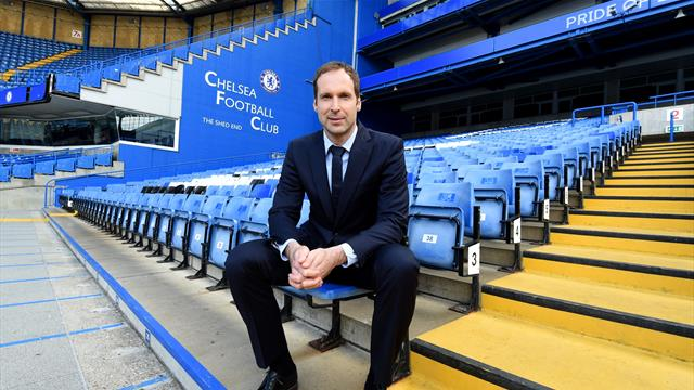 Petr Cech set for second career in ice hockey