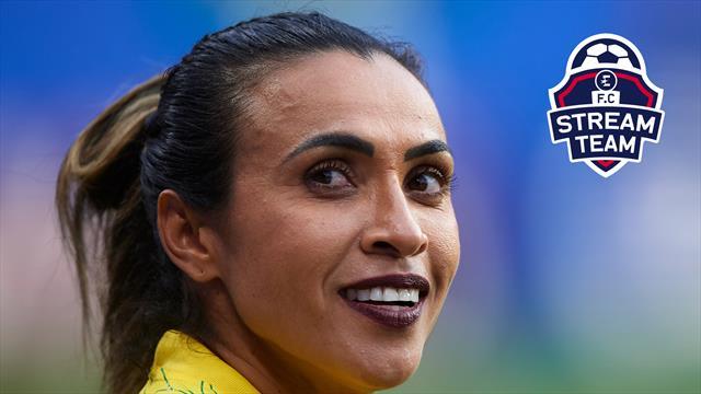 Pourquoi Marta a été élue meilleure joueuse du monde même quand elle ne le méritait pas