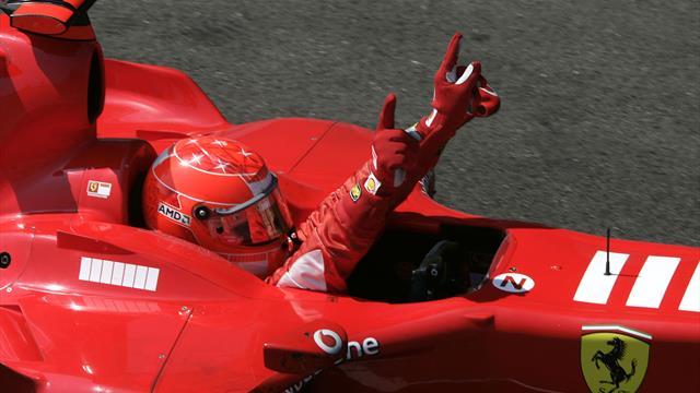 Migliorano le condizioni di Schumacher