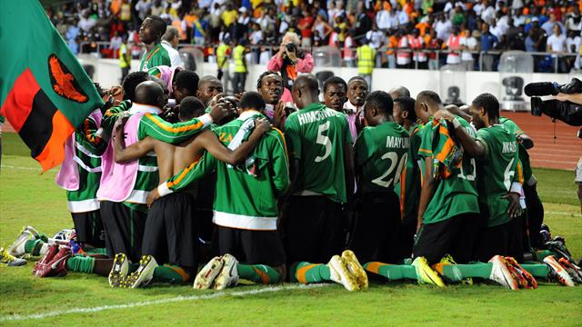 Re-watch - Zambia down Ivory Coast on penalties to take 2012 crown