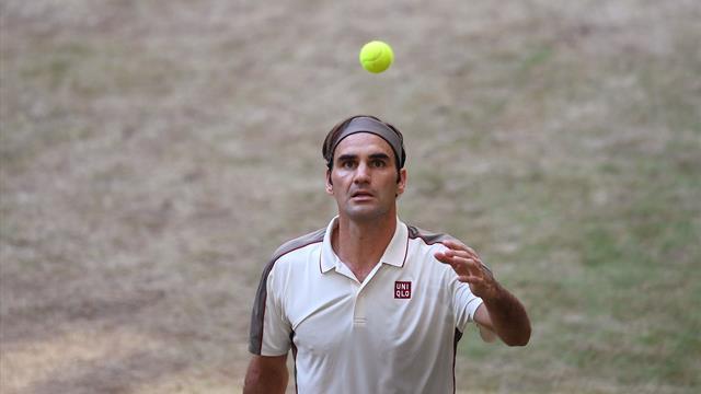 Dans son jardin, Federer a ramené Herbert à la raison
